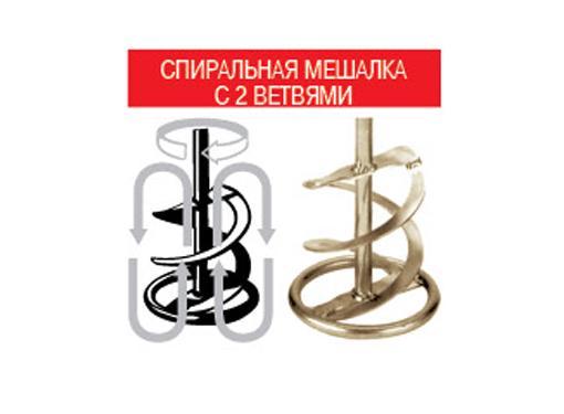 Венчик для миксера ФИОЛЕНТ Ф120мм М14 (МД1-11Э01)