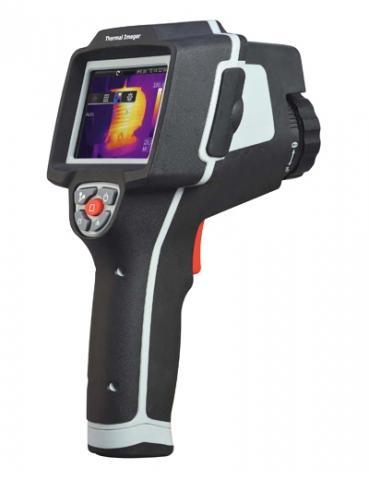 Тепловизор CemТепловизоры<br>Мин. температура: -20,<br>Макс. температура: 150,<br>Температура: -20 до+150,<br>Степень защиты от пыли и влаги: IP 65,<br>Диагональ экрана, дюймы: 3.5<br>