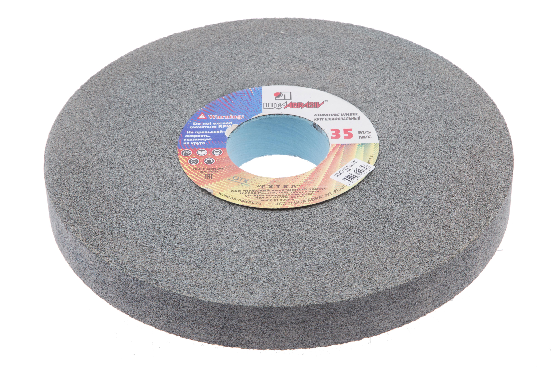 Круг шлифовальный ЛУГА-АБРАЗИВ 1 350 Х 40 Х 76 63С 40 k,l