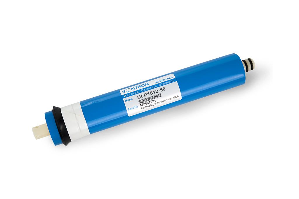 Мембрана ГЕЙЗЕР Vontronulp1812 50 gpd картридж для фильтра гейзер мембрана 1812 vontron 75 28414