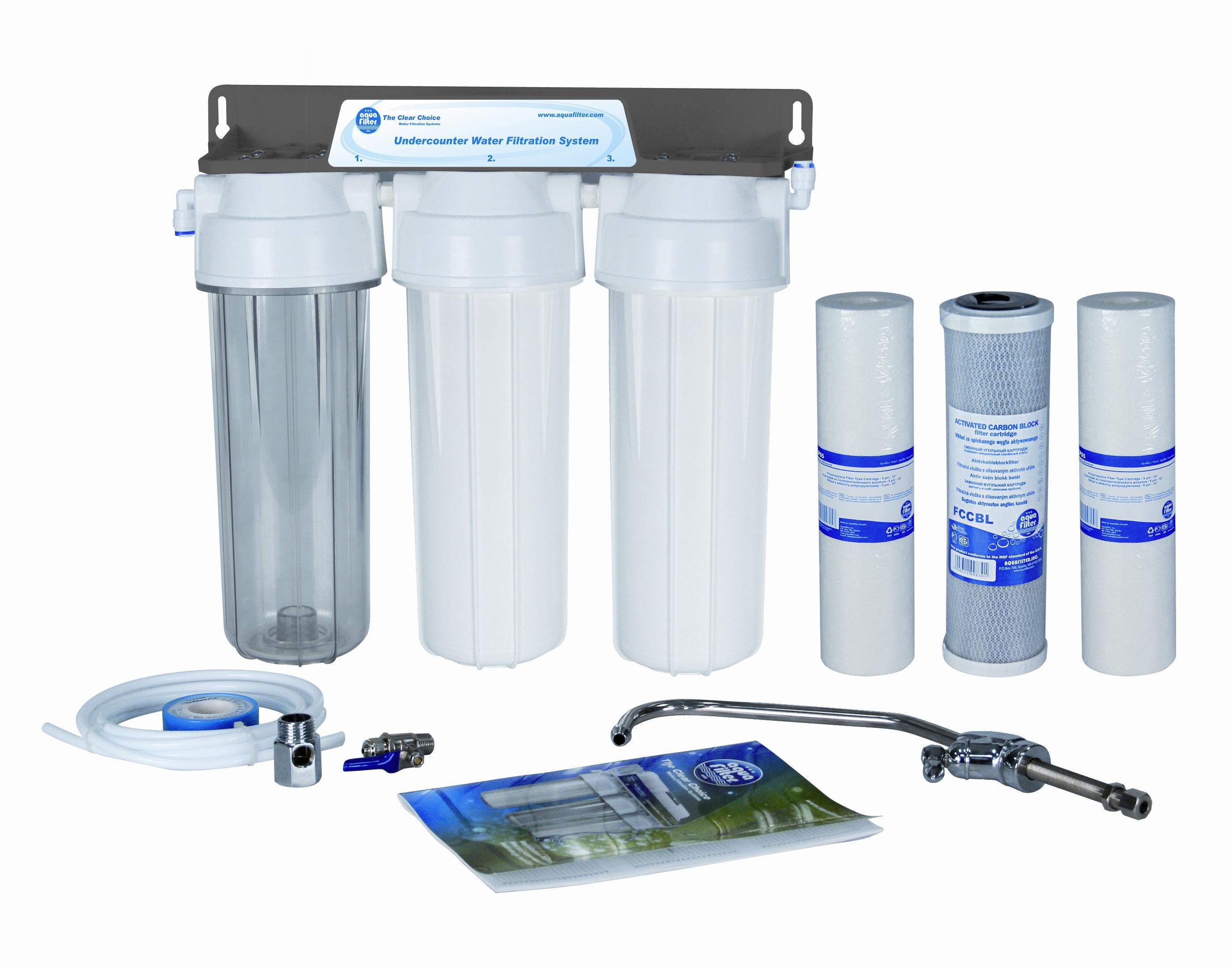 Фильтр для воды Aquafilter Fp3-2 фильтр для воды aquafilter rx5411411x fro5ma