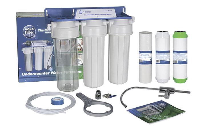 Фильтр для очистки воды Aquafilter Fp3-k1