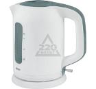 Чайник MYSTERY MEK-1620 white/grey