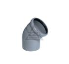 Отвод OSTENDORF 110мм 15 градусов