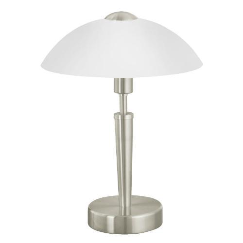 Лампа настольная Eglo 85104-eg solo 1 лампа настольная eglo 92889 eg don diego