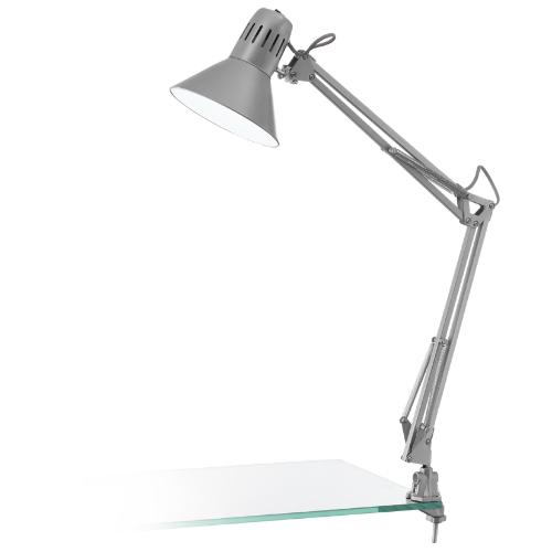 Лампа настольная Eglo 90874-eg firmo sst 50 smooth aluminum reflector 5 1cm diameter