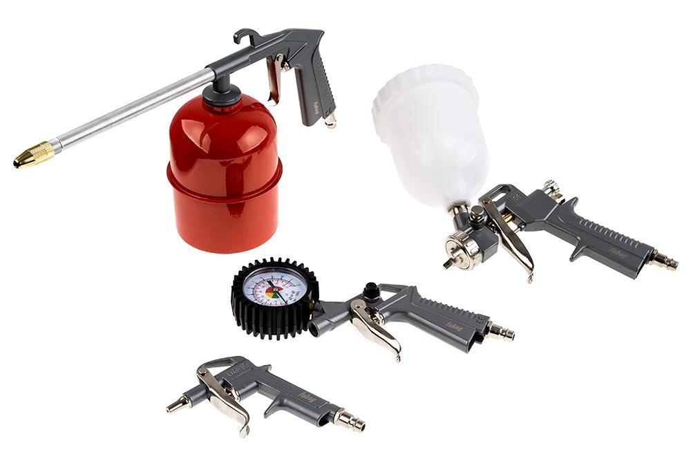 Набор пневмоинструмента Fubag 120101 набор профессионала из 5 предметов fubag 120101