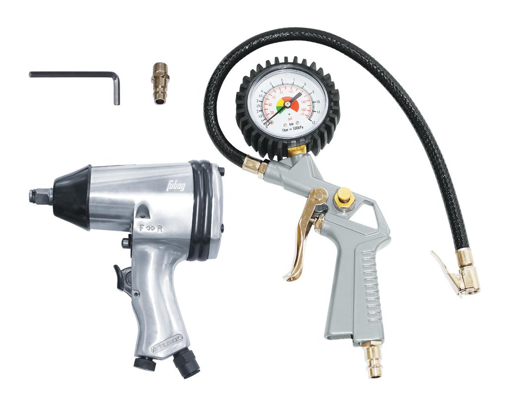 Набор пневмоинструмента Fubag Gp158/312 цены онлайн