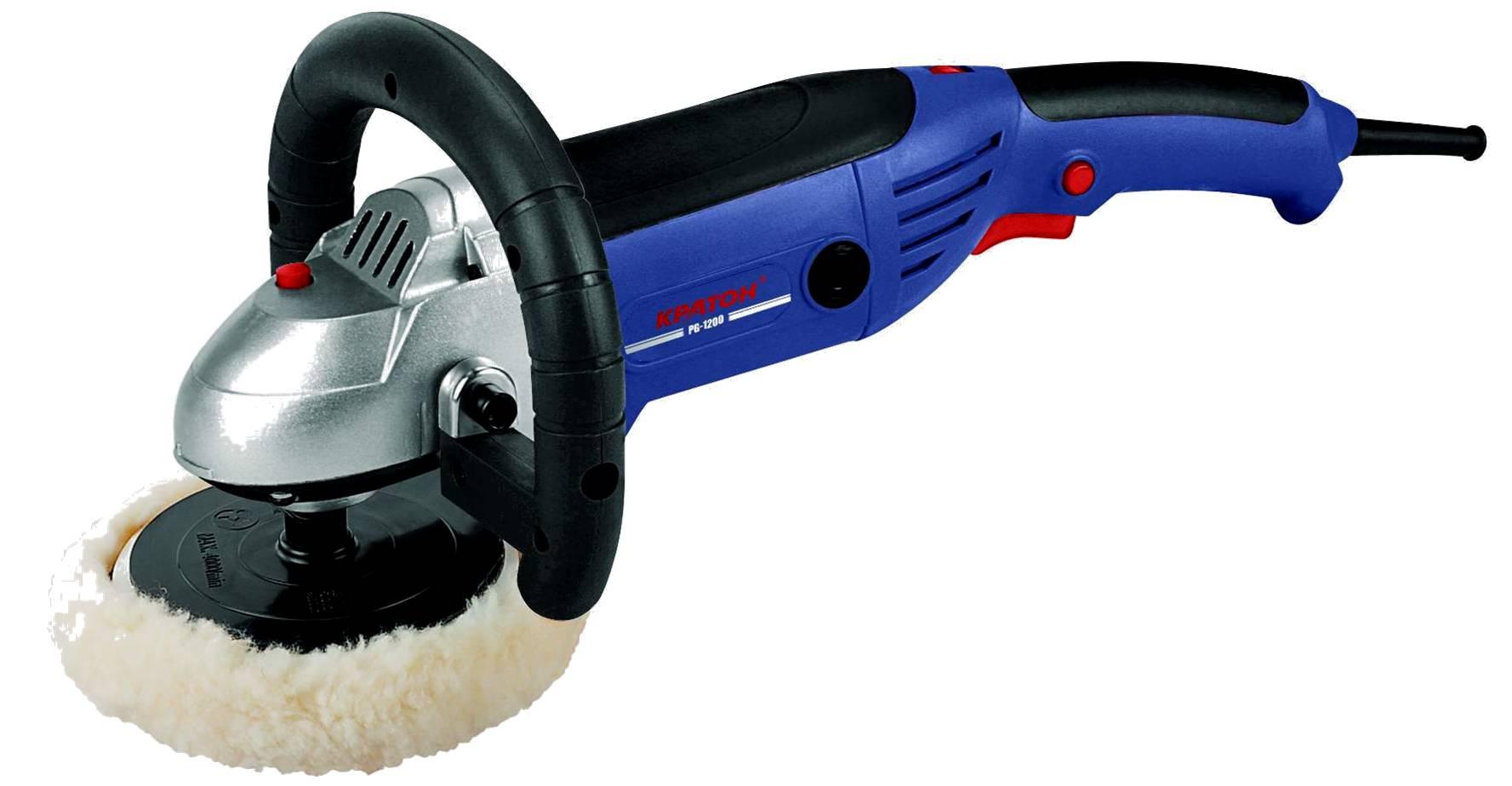 Машина полировальная КРАТОН Pg-1200 плиткорез электрический кратон tc 1200 1020