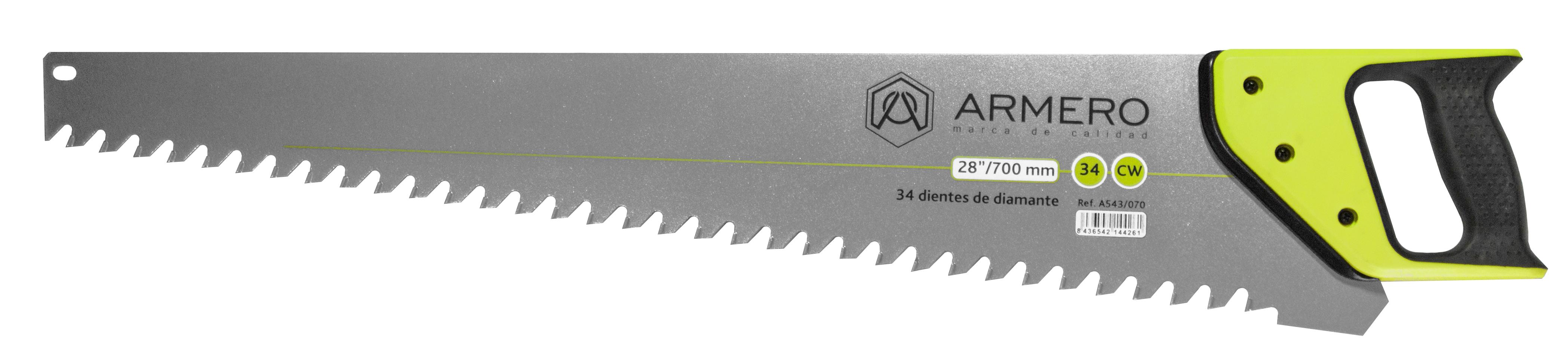 Ножовка Armero A543/070 цена