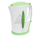 Чайник ENERGY E-215 бело-зеленый