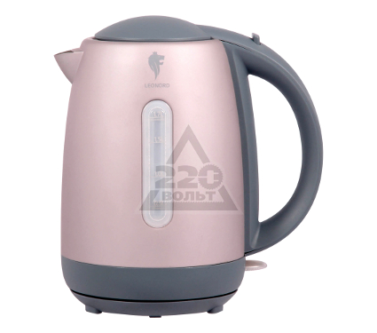 Чайник LEONORD LE-1007 розовый