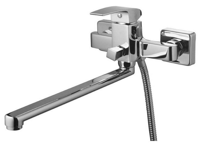 Смеситель для ванны Zenta Санон z0402_r экран для ванны triton стандарт 170