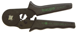 Пресс-клещи для обжима наконечников Haupa 210804