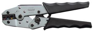 Фото - Пресс-клещи для обжима наконечников Haupa 210761 клещи для обжима телефонных наконечников archimedes norma