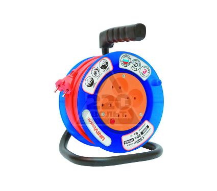 Удлинитель UNIVERSAL У10-014 термо ПВС 2*1 4гнезда 30м