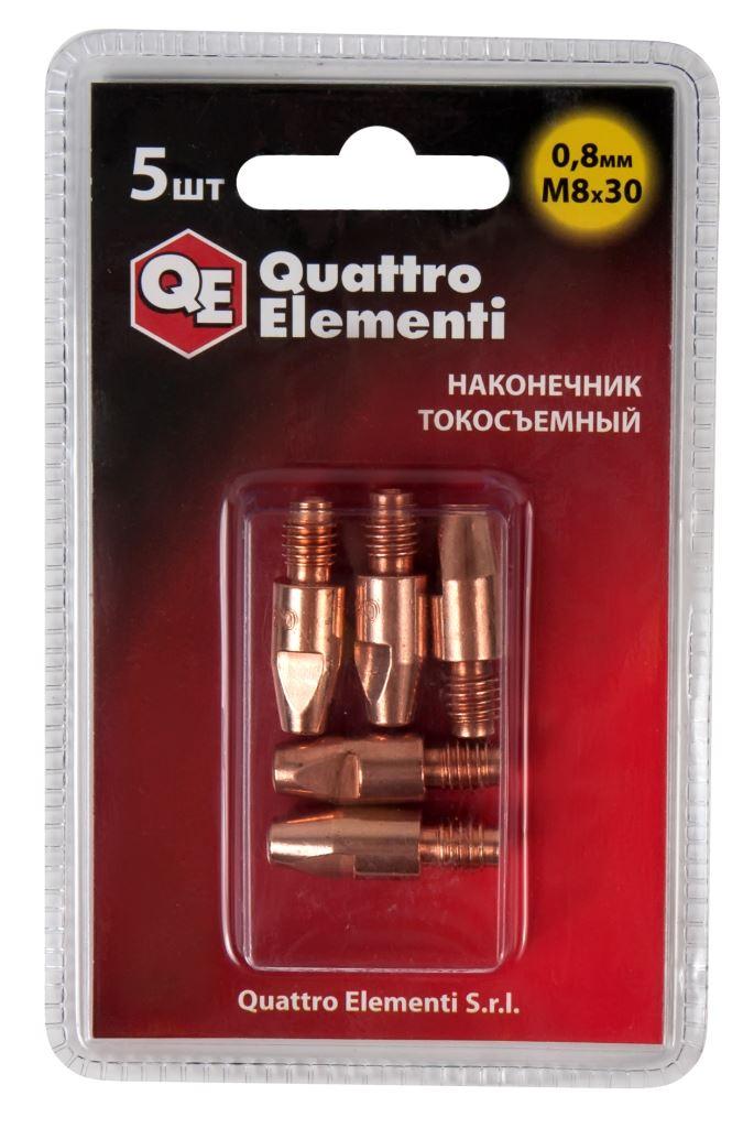 цены Наконечник Quattro elementi M8x30