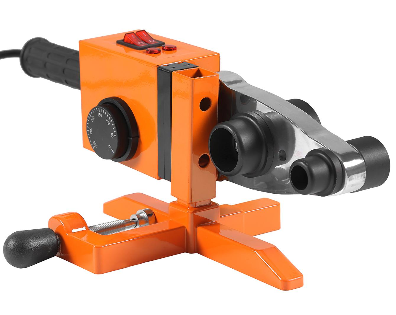 Аппарат для сварки пластиковых труб Wester Dwm 1500 аппарат для сварки полипропиленовых труб bort brs 2000