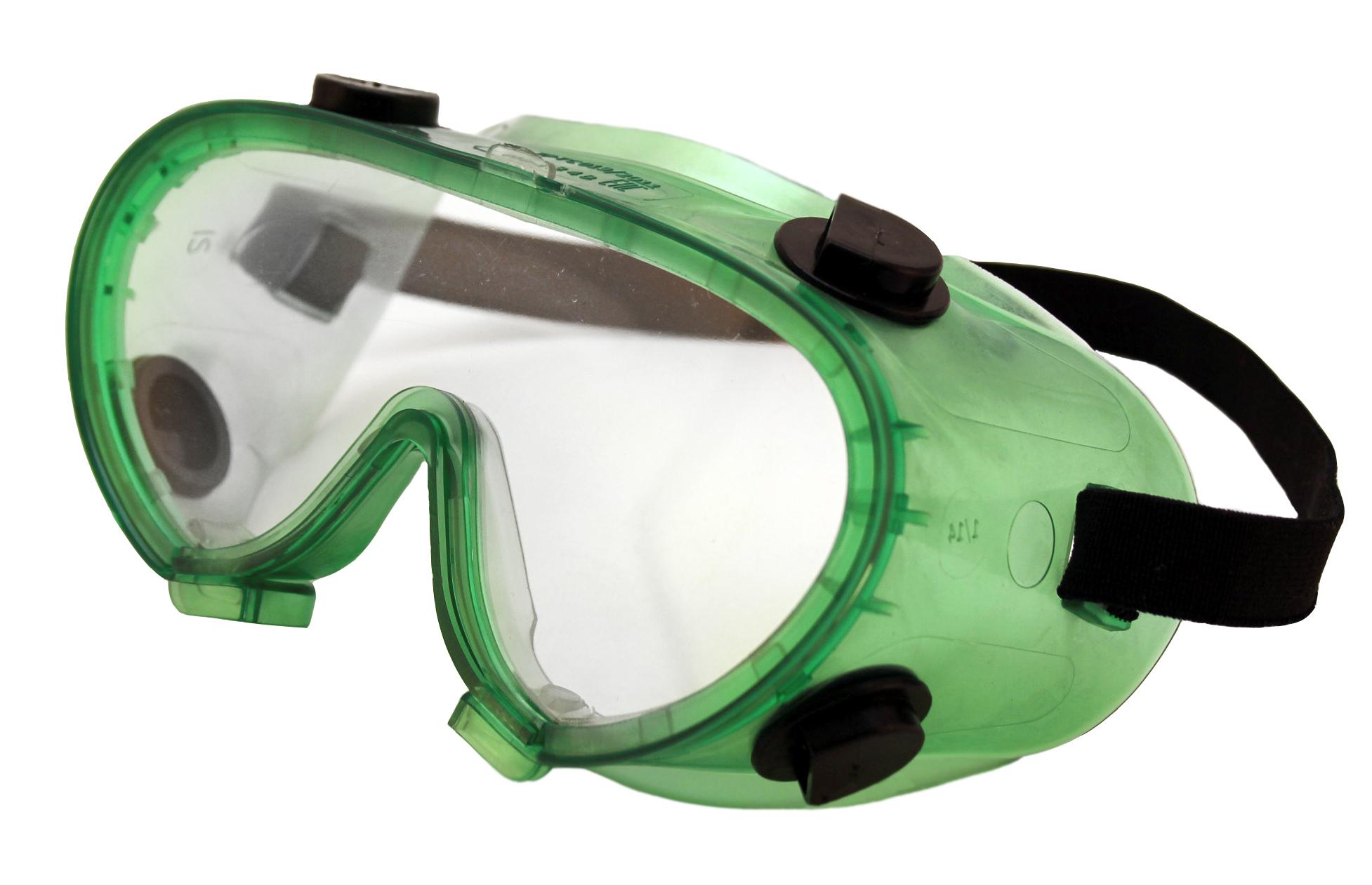 Защитные с непрямой вентиляцией 220 Вольт 60.000