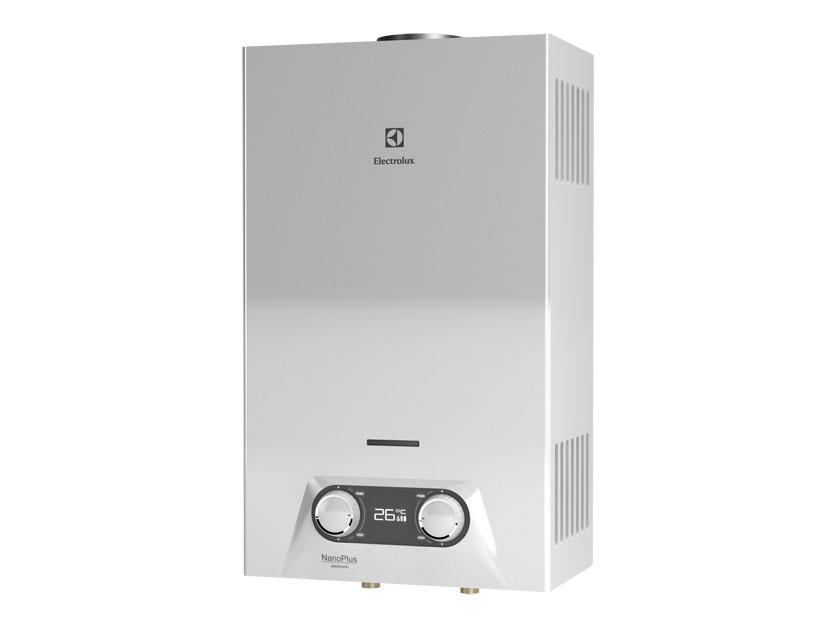 Газовый проточный водонагреватель Electrolux Gwh 265 ern nanoplus