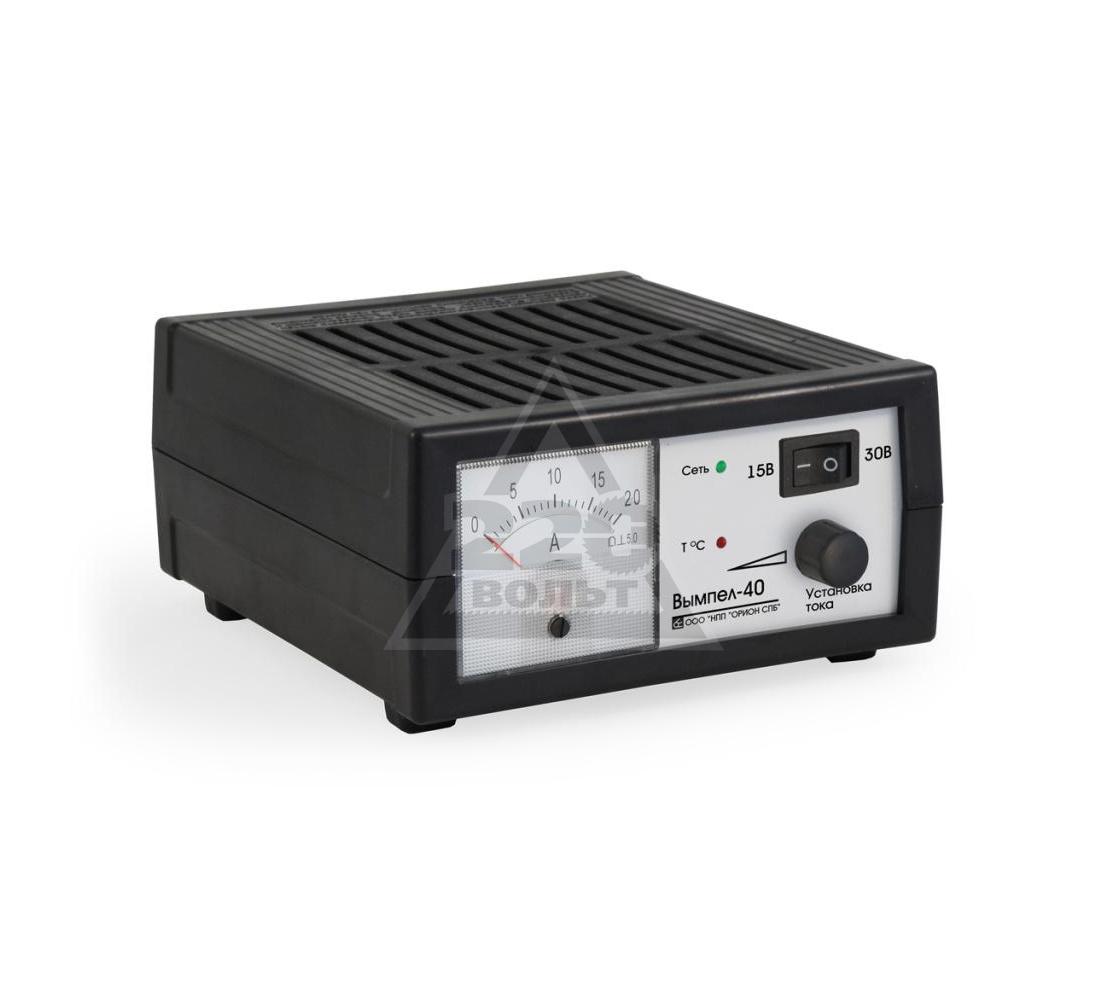 Зарядное устройство ОРИОН Вымпел-40