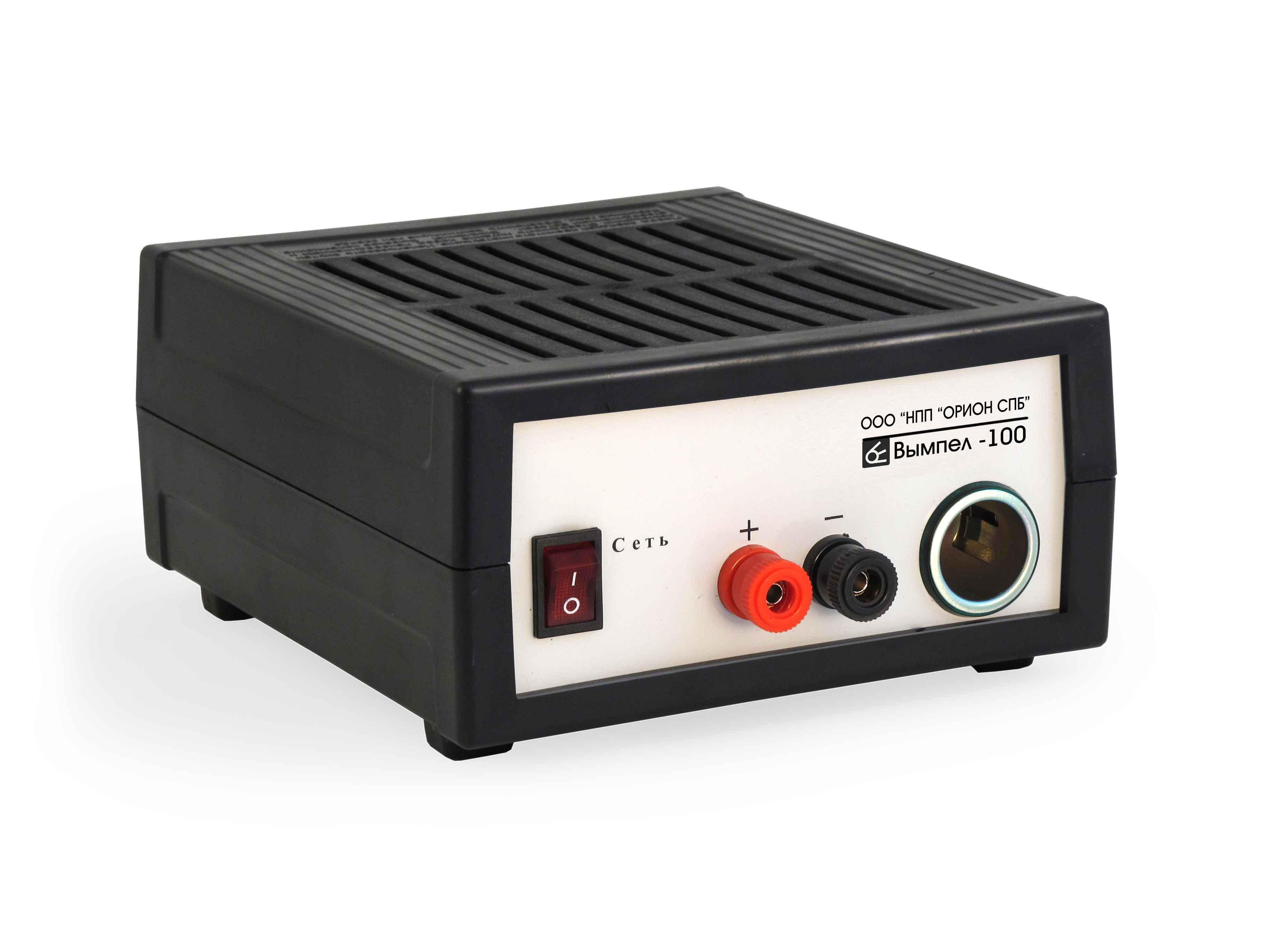 Зарядное устройство ОРИОН Pw100 зарядное устройство орион 265