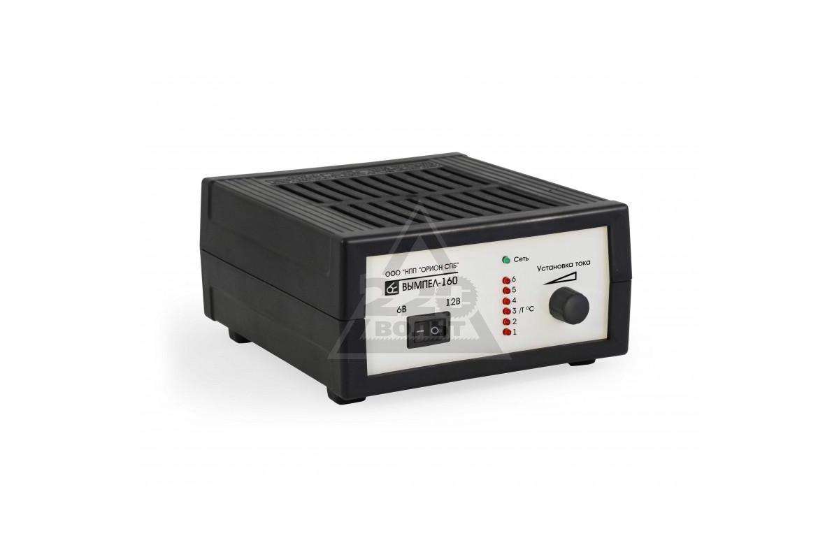 Зарядное устройство орион pw160 инструкция