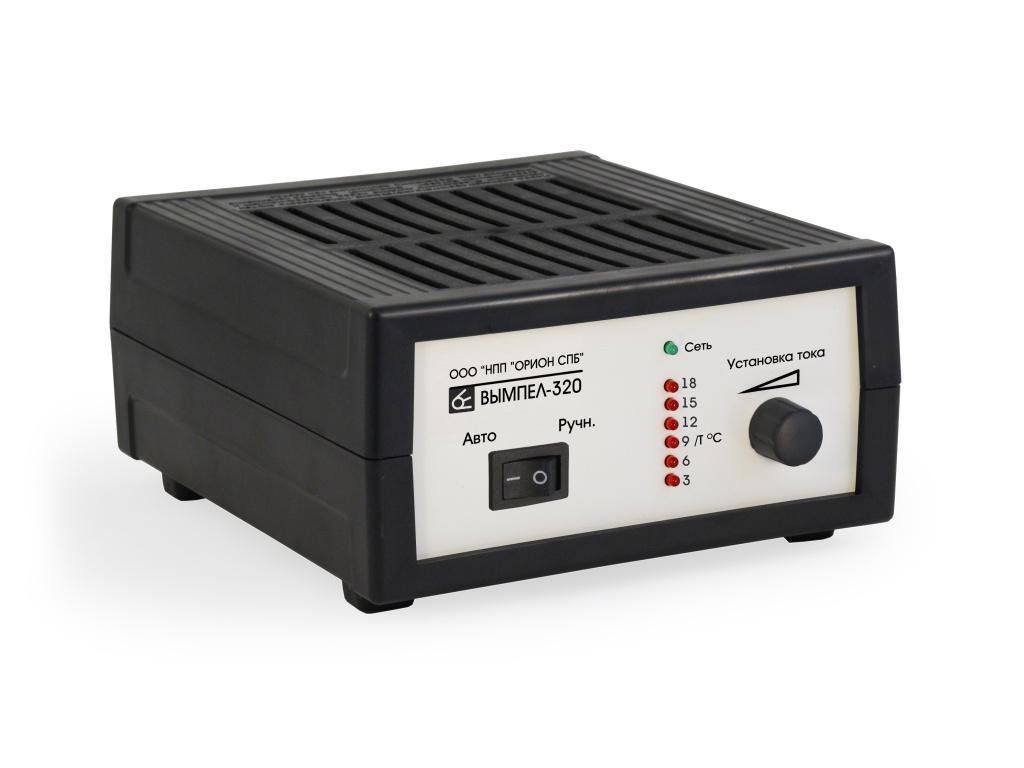 Зарядное устройство ОРИОН Pw320 зарядное устройство орион 265