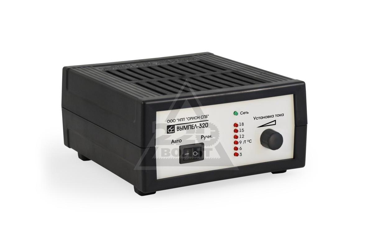 Зарядно предпусковое устройство орион pw320 инструкция