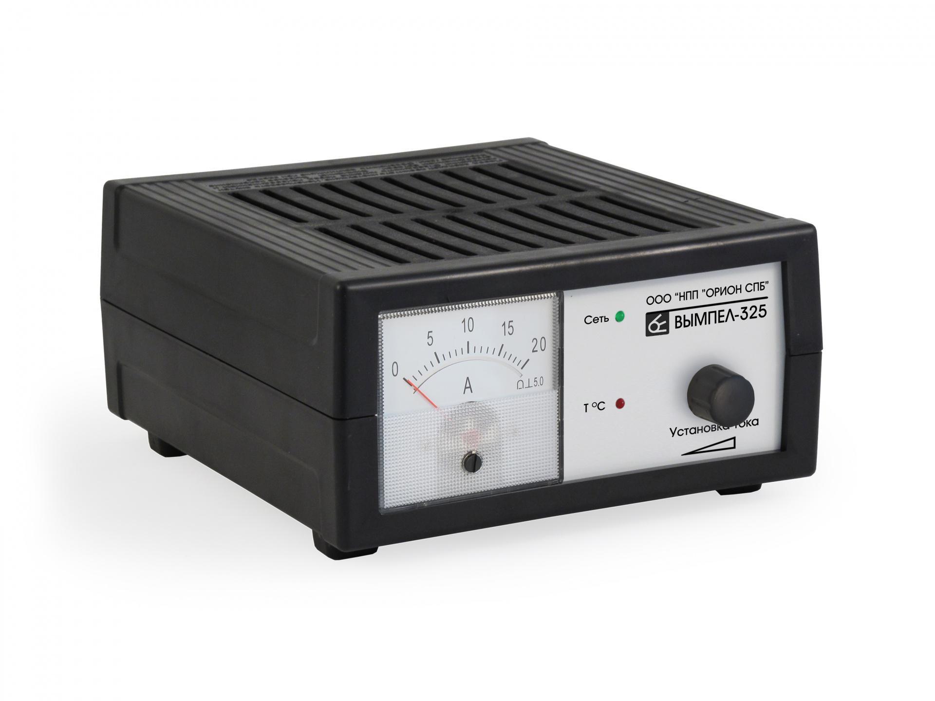 Зарядное устройство ОРИОН 325 зарядное устройство орион 265