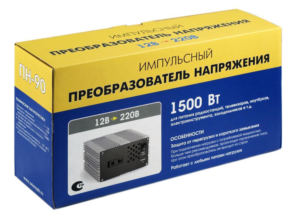 Преобразователь напряжения ОРИОН ПН-90 от 220 Вольт