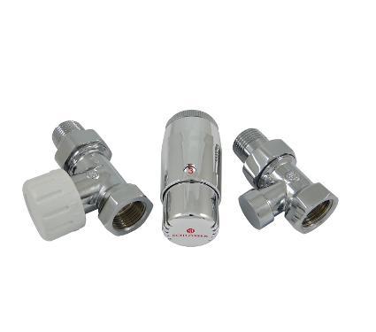 Термостатический комплект SCHLOSSER DN15 GZ1/2 x GW1/2