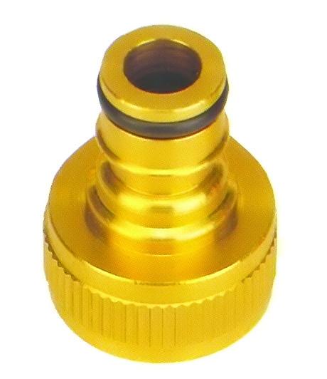 Коннектор Frut 3/4'' (402068) разбрызгиватель импульсный frut на металлической пике латунь