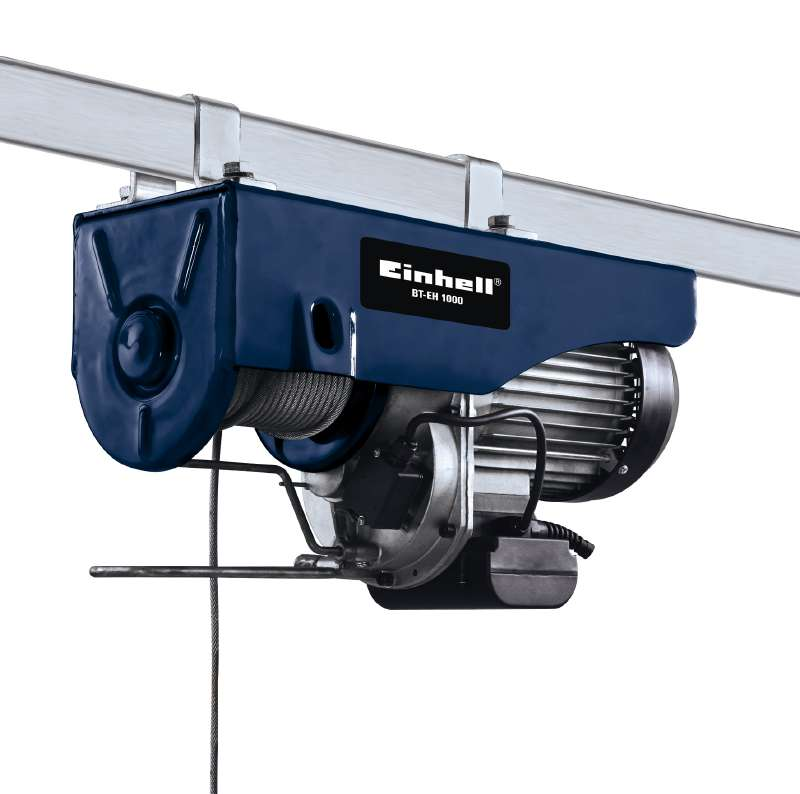Таль электрическая Einhell Bt-eh 1000 электрический тельфер einhell bt eh 600