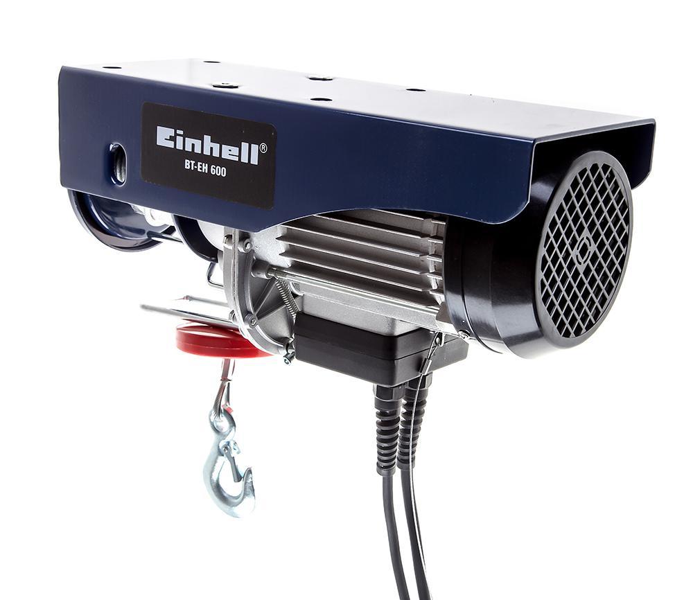 Таль электрическая Einhell Bt-eh 600 электрический тельфер einhell bt eh 600