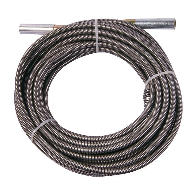 Трос для прочистки Gerat 10мм - 7.5м трос для прочистки gerat 10мм 7 5м