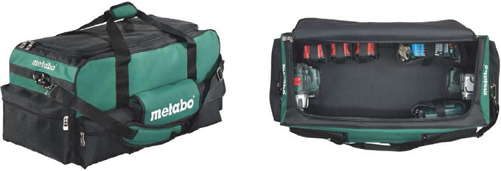 Набор Metabo Combo set 2.4 (685056000)