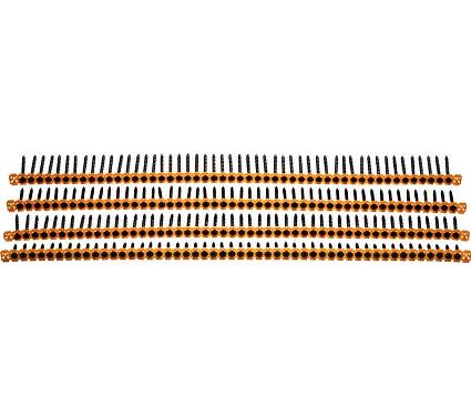 Шурупы в ленте BOSCH Ph2 SG3.9x30мм, лента 1000шт. (2.608.000.548)