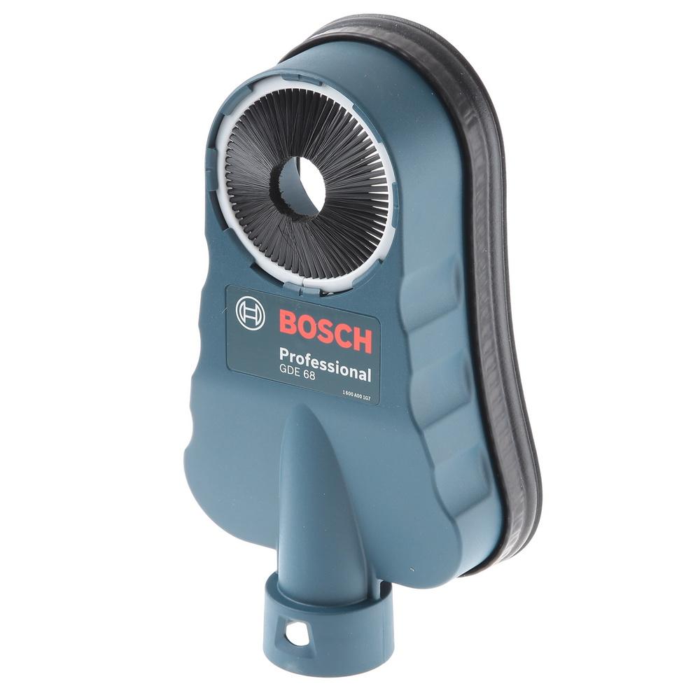 Насадка для пылеудаления Bosch Gde 68 для пылеудаления (1.600.a00.1g7) насадка для кухонного комбайна bosch muz8cc2
