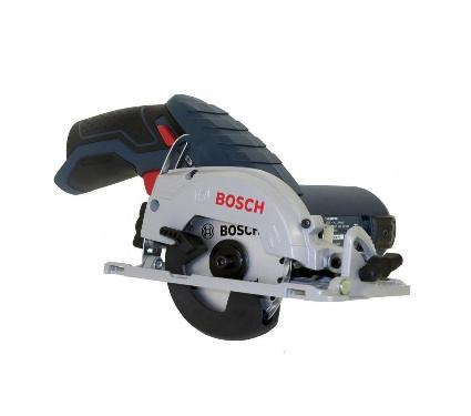 Аккумуляторная циркулярная пила BOSCH GKS 12V-26 ProfessionalI БЕЗ АКК и З/У (06016A1001)