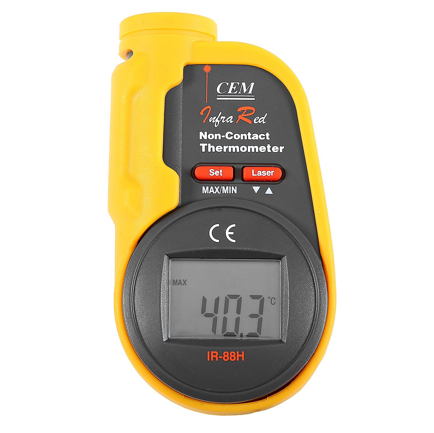 Термометр лазерный Cem Ir-88h