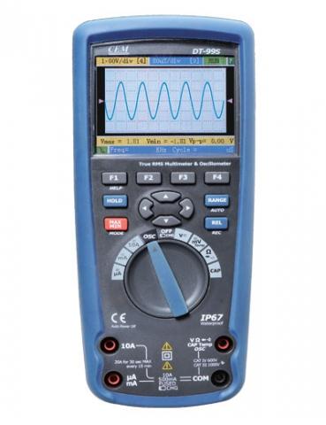 Мультиметр Cem Dt-9989