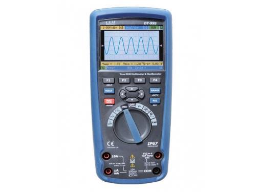 Мультиметр-осциллограф CEM DT-9989 цифровой