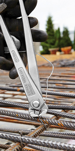 Клещи вязальные (арматурные) Knipex Kn-9911300
