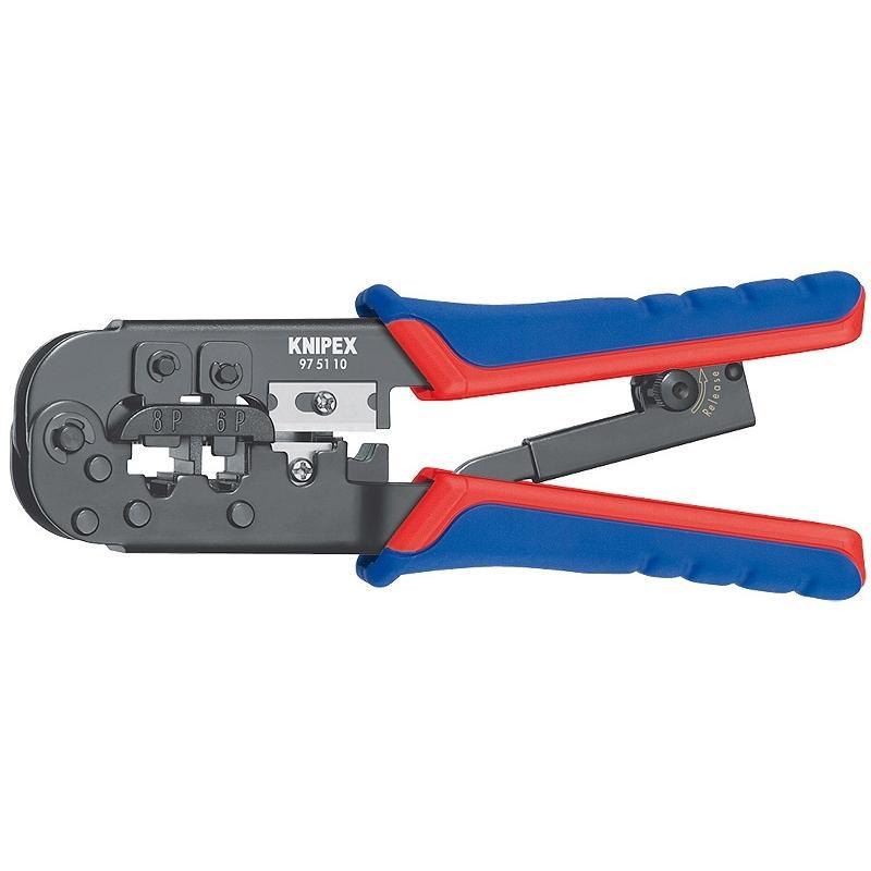 цены Пресс-клещи для обжима проводов Knipex Kn-975110