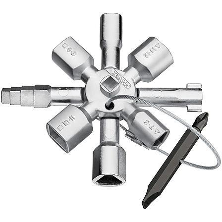 Ключ Knipex Kn-001101 (5 / 12 мм) прецизионный пинцет knipex kn 922235