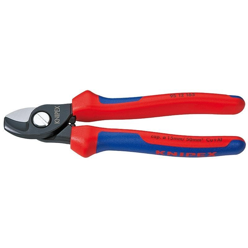 Бокорезы Knipex Kn-9512165 бокорезы knipex kn 7612125