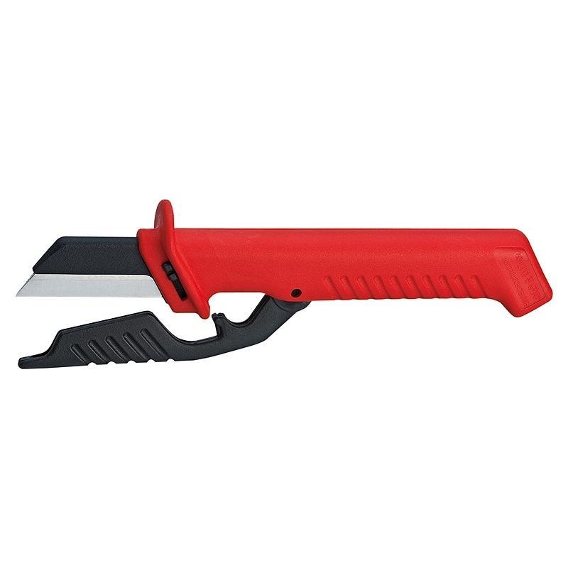 Нож строительный Knipex Kn-9856 набор отверток knipex kn 002012v01