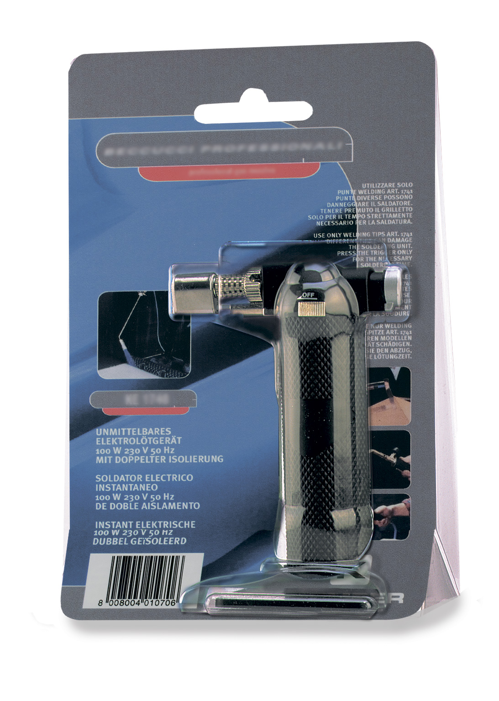 Паяльная лампа газовая Kemper Micro 12500  паяльная лампа kemper 1047