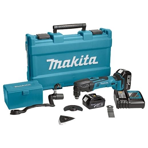 Аккумуляторный реноватор Makita Dtm50rfe(x1)  аккумуляторный от 220 Вольт